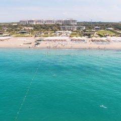 Отель Sarp Hotels Belek пляж