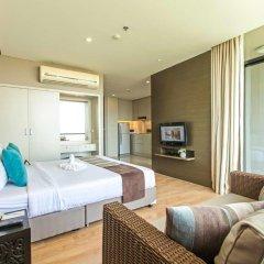 Отель At Mind Exclusive Pattaya комната для гостей фото 4