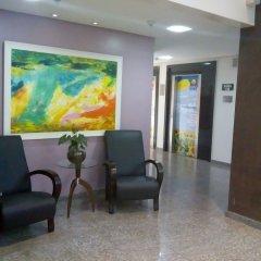 Отель Comfort Inn & Suites Ribeirão Preto Бразилия, Рибейран-Прету - отзывы, цены и фото номеров - забронировать отель Comfort Inn & Suites Ribeirão Preto онлайн интерьер отеля фото 3