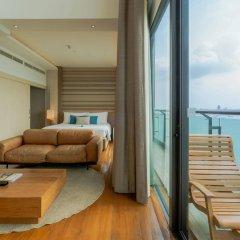 Отель Cape Dara Resort Таиланд, Паттайя - 3 отзыва об отеле, цены и фото номеров - забронировать отель Cape Dara Resort онлайн балкон
