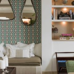 Отель Capri Tiberio Palace Капри в номере фото 2