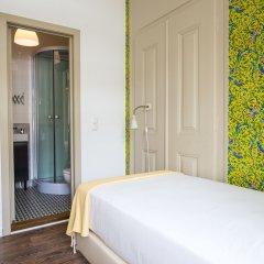 Отель The Indy House ванная