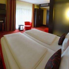 Отель Best Western Amedia Hamburg комната для гостей фото 2