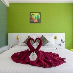 Отель The Frutta Boutique Patong Beach 3* Стандартный номер с различными типами кроватей фото 3