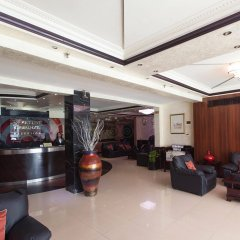 Fortune Karama Hotel интерьер отеля