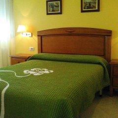 Отель Hostal Santa Marta Playa Испания, Байона - отзывы, цены и фото номеров - забронировать отель Hostal Santa Marta Playa онлайн комната для гостей