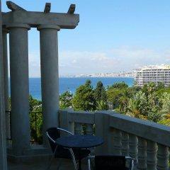 Отель Albert 1'er Hotel Nice, France Франция, Ницца - 9 отзывов об отеле, цены и фото номеров - забронировать отель Albert 1'er Hotel Nice, France онлайн балкон