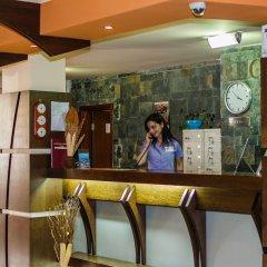 Отель Belvedere Holiday Club Болгария, Банско - отзывы, цены и фото номеров - забронировать отель Belvedere Holiday Club онлайн интерьер отеля