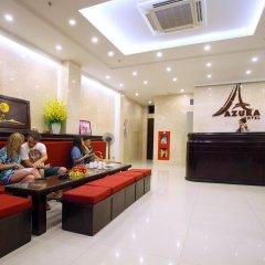 Azura Hotel интерьер отеля
