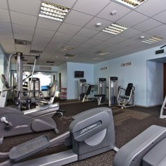 Гостиница Бега фитнесс-зал фото 2