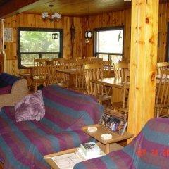 Отель Algonquin Eco-Lodge комната для гостей фото 4