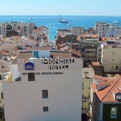Отель BEST WESTERN Mondial пляж фото 2
