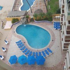 Отель Las Flores Beach Resort балкон