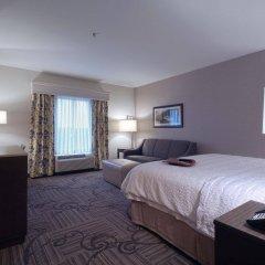Отель Hampton Inn & Suites Columbus/University Area Колумбус удобства в номере