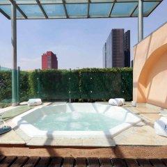 Отель Eurostars Zona Rosa Suites бассейн