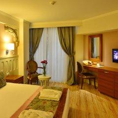 Side Crown Serenity – Всё включено Турция, Чолакли - отзывы, цены и фото номеров - забронировать отель Side Crown Serenity – Всё включено онлайн комната для гостей фото 2