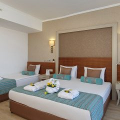 Side Crown Serenity – Всё включено Турция, Чолакли - отзывы, цены и фото номеров - забронировать отель Side Crown Serenity – Всё включено онлайн комната для гостей фото 3