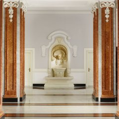 Grand Hotel Palazzo Della Fonte Фьюджи интерьер отеля фото 3
