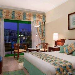 Отель Хилтон Хургада Резорт комната для гостей фото 3