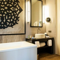 Отель Villa Diyafa Boutique Hôtel & Spa Марокко, Рабат - отзывы, цены и фото номеров - забронировать отель Villa Diyafa Boutique Hôtel & Spa онлайн ванная
