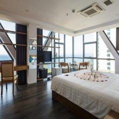 Venue Hotel Нячанг комната для гостей фото 2