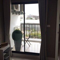 Отель The Link Vano Sukhumvit 64 Бангкок балкон