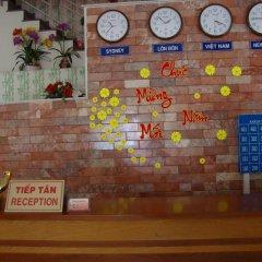 Отель Hoang Dai Guest House Вьетнам, Хошимин - отзывы, цены и фото номеров - забронировать отель Hoang Dai Guest House онлайн интерьер отеля фото 2