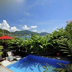 Отель IndoChine Resort & Villas бассейн фото 3