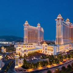 Отель Banyan Tree Macau балкон