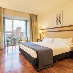 Отель Ilunion Pio XII Испания, Мадрид - 1 отзыв об отеле, цены и фото номеров - забронировать отель Ilunion Pio XII онлайн комната для гостей