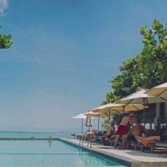 Отель Escape Beach Resort бассейн фото 2