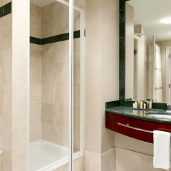 Отель Brussels Marriott Grand Place Брюссель ванная