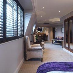 Отель Radisson Blu Edwardian Hampshire Лондон комната для гостей фото 3