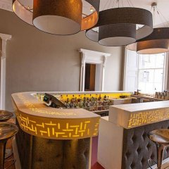 Отель Twelve Picardy Place Великобритания, Эдинбург - отзывы, цены и фото номеров - забронировать отель Twelve Picardy Place онлайн гостиничный бар фото 2
