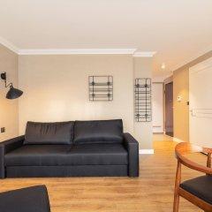 Апартаменты Grand Apartments Victoria Residence комната для гостей фото 5