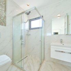 Villa Stark Турция, Калкан - отзывы, цены и фото номеров - забронировать отель Villa Stark онлайн ванная фото 2