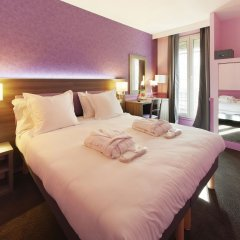 Отель POUSSIN Париж комната для гостей фото 3
