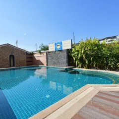 Отель Sunsmile Resort Pattaya Паттайя бассейн