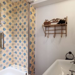 Отель B&B Serpentin ванная фото 2