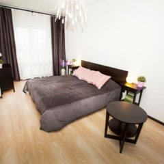 Апартаменты на Шорса 105 Екатеринбург комната для гостей фото 2