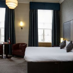 Best Western Glasgow City Hotel комната для гостей