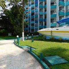 Отель Fontan Ixtapa Beach Resort с домашними животными