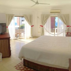 Hotel Amaca Puerto Vallarta - Adults Only комната для гостей