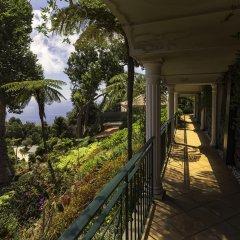 Отель Quinta do Monte Panoramic Gardens Португалия, Фуншал - отзывы, цены и фото номеров - забронировать отель Quinta do Monte Panoramic Gardens онлайн балкон