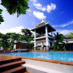 Отель Anyavee Tubkaek Beach Resort бассейн фото 2