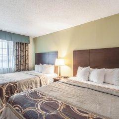 Отель Mainstay Suites Frederick комната для гостей фото 5