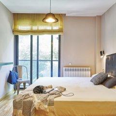 Отель AinB Sagrada Familia Apartments Испания, Барселона - 2 отзыва об отеле, цены и фото номеров - забронировать отель AinB Sagrada Familia Apartments онлайн комната для гостей фото 14