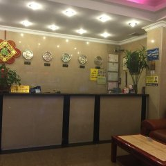 Отель Golden Coast Hotel Китай, Гуанчжоу - отзывы, цены и фото номеров - забронировать отель Golden Coast Hotel онлайн интерьер отеля фото 2