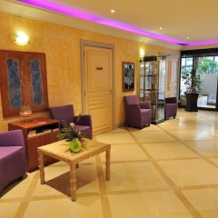 Отель Residhotel Villa Maupassant интерьер отеля