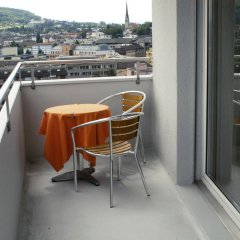 Отель Swiss Star Tower балкон